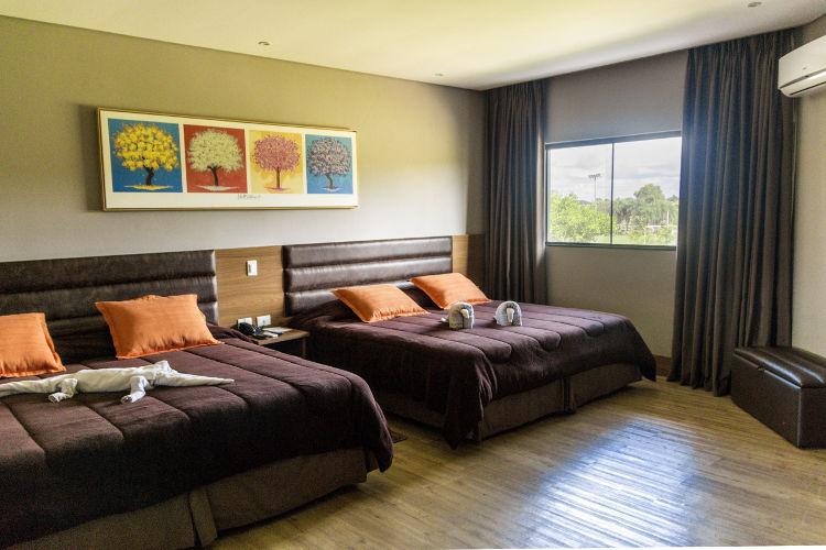 suite master para até 4 pessoas