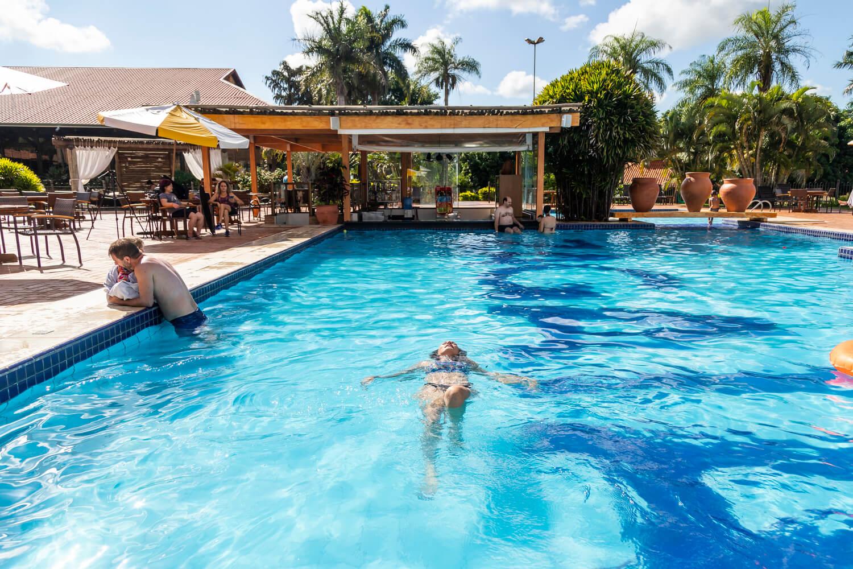 piscina externa do Zagaia