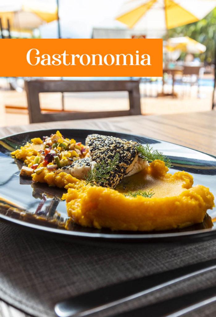 gastronomia do Zagaia