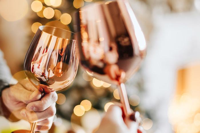 brinde de ano novo