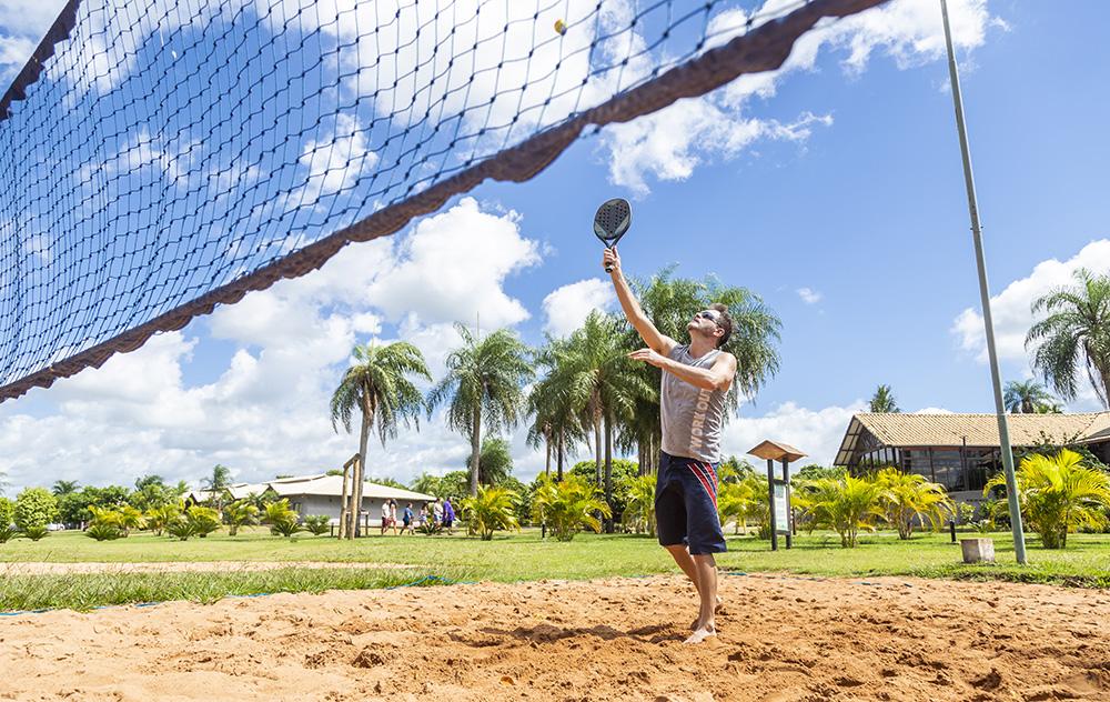 beach tennis Zagaia