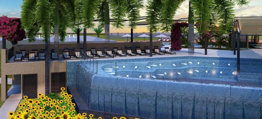 piscina sunset Zagaia